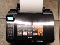 printer with : Print, Scan, and Copy features up to 25