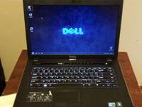 I have a nice clean Dell Vostro enterprise grade laptop