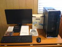 "I have a ""fresh"" condition Dell XPS 8500 Desktop PC for"