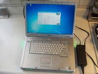 Up for sale is a Dell M1710 Laptop with port
