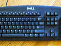 DELL COMPUTER KEYBOARD. asking $10.00 FIRM. reason for