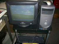 Item Description: * Dell Dell Dimension 2400 used *