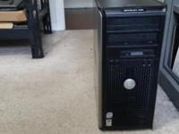 Selling Dell Desktop Computer (Tower Only) Specs for