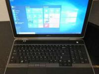Used Windows 10 Pro Dell i5 laptop for sale Comes with