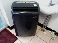 I HAVE A BRAND NEW DELONGHI PORTABLE AIR CONDITIONER