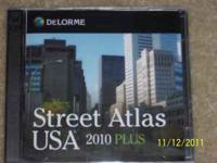 Brand new (sealed in factory wrapper) Delorme Street