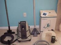 This is a terrific Delphin DP1001 vacuum. Works similar