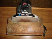 Used Delta Disc Sander -Delta 31-120 Bench top Disc