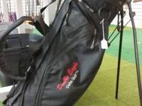 This is a full set of delta x2400 golf clubs and
