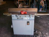 THIS IS A 37-150 DJ-15 DELTA JOINTER WITH A 3/4HP 1PH
