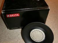 Delta Showerhead in exceptional condition. Antique