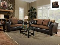 DELTA SOFA SET *Covered in a super soft microfiber
