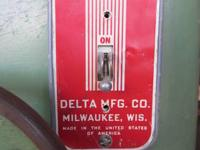 Delta (Originally Milwaukee Crescent) 1/2 inch Spindle