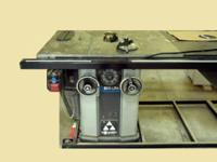 Table Saw -- Delta A26495 KVN Unisaw (145TBFR15514ABP /