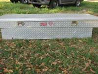 Delta Full Size Truck Tool Box. $80.00. Call David at .