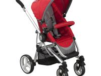 This Delta Tour Vantage Stroller allows you to reverse