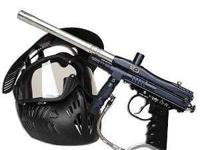 I have a rarely used Kingman Spyder TL-R Paintball