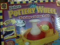 I have a pottery set that is in great shape. If you are