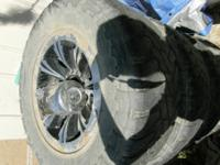 For sale 4 Delvil slide 18 inch wheels (rims). 8 lug