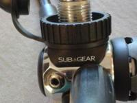 All Equipment is made by Sub Gear, My Equipment was