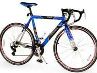 Great shape..Denali Road bike. Stats are below but this