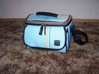 Very nice camera bag. Only used twice...in great