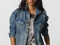 Frayed and faded details give Denim & Supply Ralph