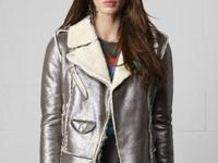Denim & Supply Ralph Lauren's chic moto jacket is