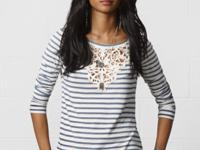 Denim & Supply Ralph Lauren's comfy striped tee gets an