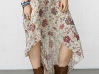 Denim & Supply Ralph Lauren's Gypsy-inspired cotton