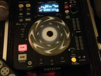 just severe buyers. Two 2 DENON DJ DN-S1200 COMPACT CD