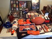 Available: Broncos collection. Make deal for