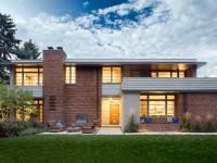 DENVER'S BEST EXAMPLE OF FRANK LLOYD WRIGHT'S USONIAN