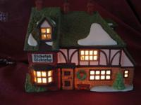 Department 56 Heritage, Dickens' and Snow Village items