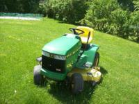 Up for sale is a Nice, dependable TRUE John Deere LX188