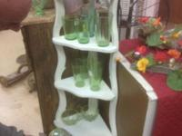Nice green depression glass. 20 items in all. Plates,