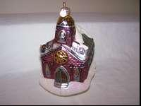 I have 7 Dept 56 Christmas tree ornaments. A few of