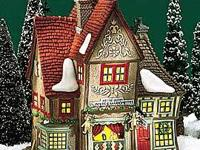 Department 56 Dickens' Village Series. Like new, in