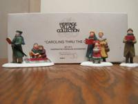 Selling off all my collectible DEPT 56 snow village and