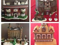 I have several Dept 56 Village houses for sale.  Dept.