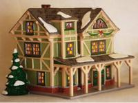 Dept 56 collection -- The Original Snow Village Stick