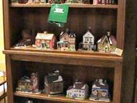Dept. 56 Village Collection I have consigned a large