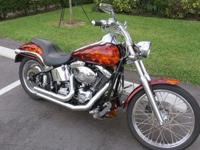 For sale is my 2003 Harley Davidson Deuce. This is a