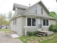 Charming 1.5 story home with 3 bedrooms and 1.5