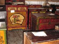 Truckloads of unusual antique, vintage and new art &