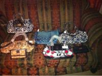 up for sale i have brand new coach purses and wallets