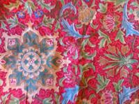 I have a number of backyards of designer fabrics for