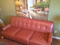 I have a Chateau D'ax Sofa that I have had for about a