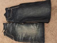 "Designer men jeans from ""BUCKLE"" like new condition"