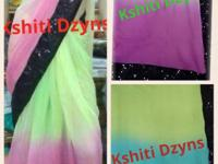 Cloth/Shoes/Accessories:WomenType:SareesMulti Shade